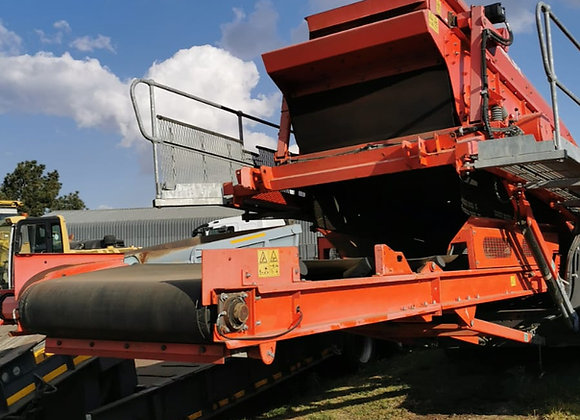 Bell Finlay 683 Screen Plant