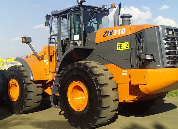 Hitachi ZW310 FEL