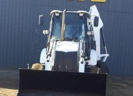 Bobcat 730B 4x4 TLB