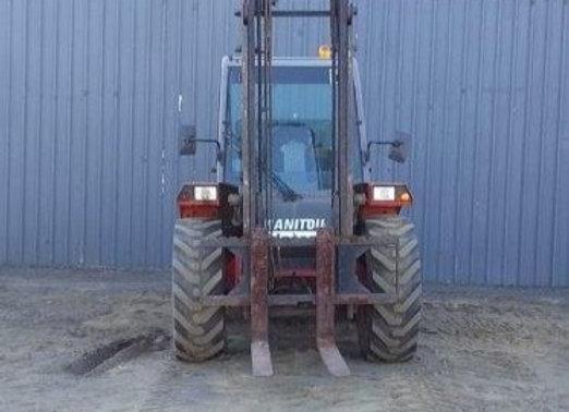 Manitou MX30-4 All Terrain Forklift