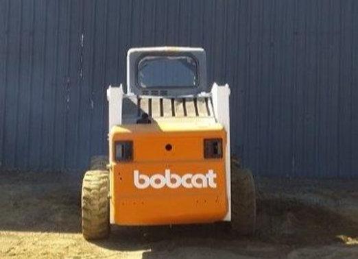 Bobcat 863 Skidster