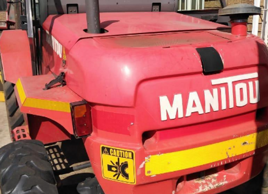 MANITOU M26-4 ALL-TERRAIN FORKLIFT