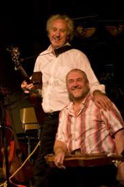 Bob Fox and Stu Luckley