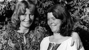 Shirly and Dolly Collins
