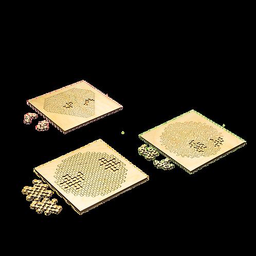 Puzzluki RUDN set