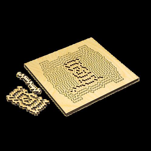 Puzzluki Emerald 4012