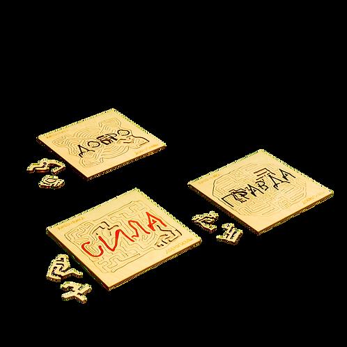 Puzzluki DOBROPUZZLE set