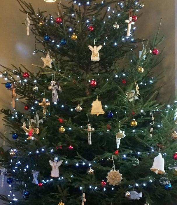 Christmas tree SG