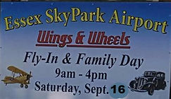 Essex Skypark Wings & Wheels