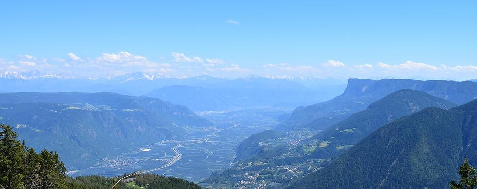 Wandern in Südtirol/Ultental