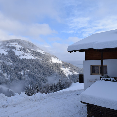 Winterwunderland...eintauchen und genießen!