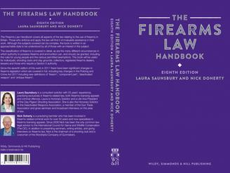 Firearms Law Handbook