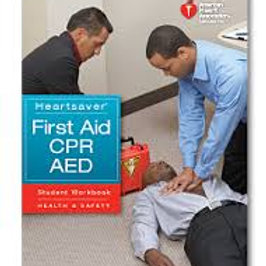 Pediatric First Aid CPR AED