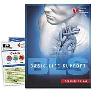 CPR AED / Basic Life Support