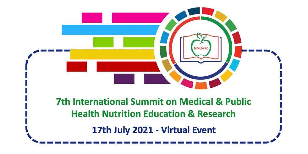 7th International Summit on Medical & Public Health Nutrition Education & Research