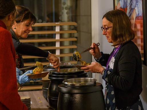 Member Spotlight: Inspiring conversations around Food in Medicine in Brighton
