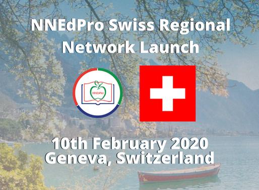 Swiss Regional Network Launch