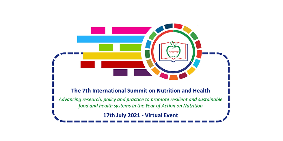 7th International Summit on Nutrition and Health