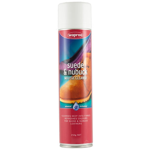 Suede & Nubuck Mousse Cleaner