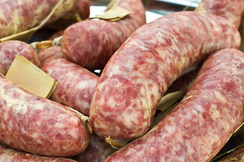 Spinach and Cheese sausages