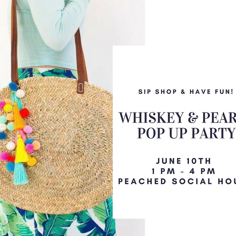 W&P | POP UP PARTY