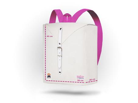Wizzair Cabine Bag Design