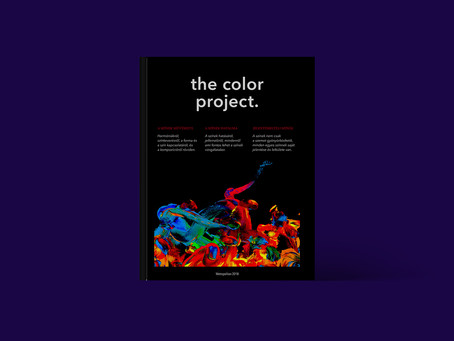 the color project.