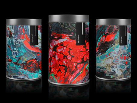 Acryl Fluid Package Design