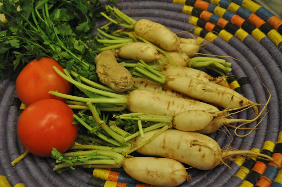 A Vegetarian in Marrakech