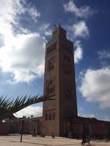 Be Like The Koutoubia Minaret
