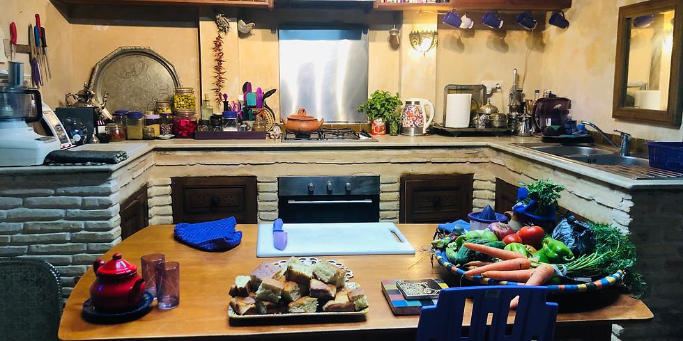 Cook with Sahar