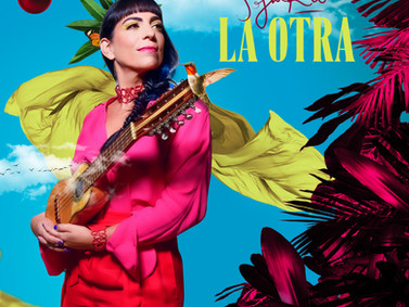 """""""LA OTRA"""" NEW SINGLE OUT NOW! Available on all music platforms."""