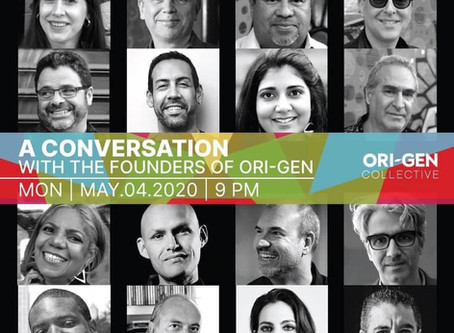 Launch of Ori-Gen Collective and its new livestream concert series