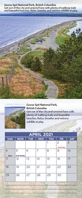 5-British Columbia -calendar-national Pa
