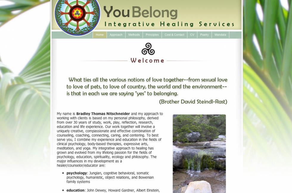 You Belong In