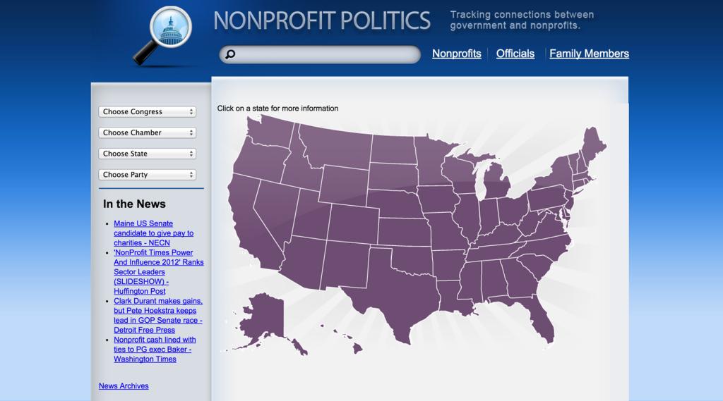 Non profit politics