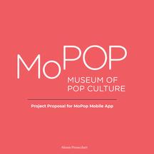 MoPOP rebrand