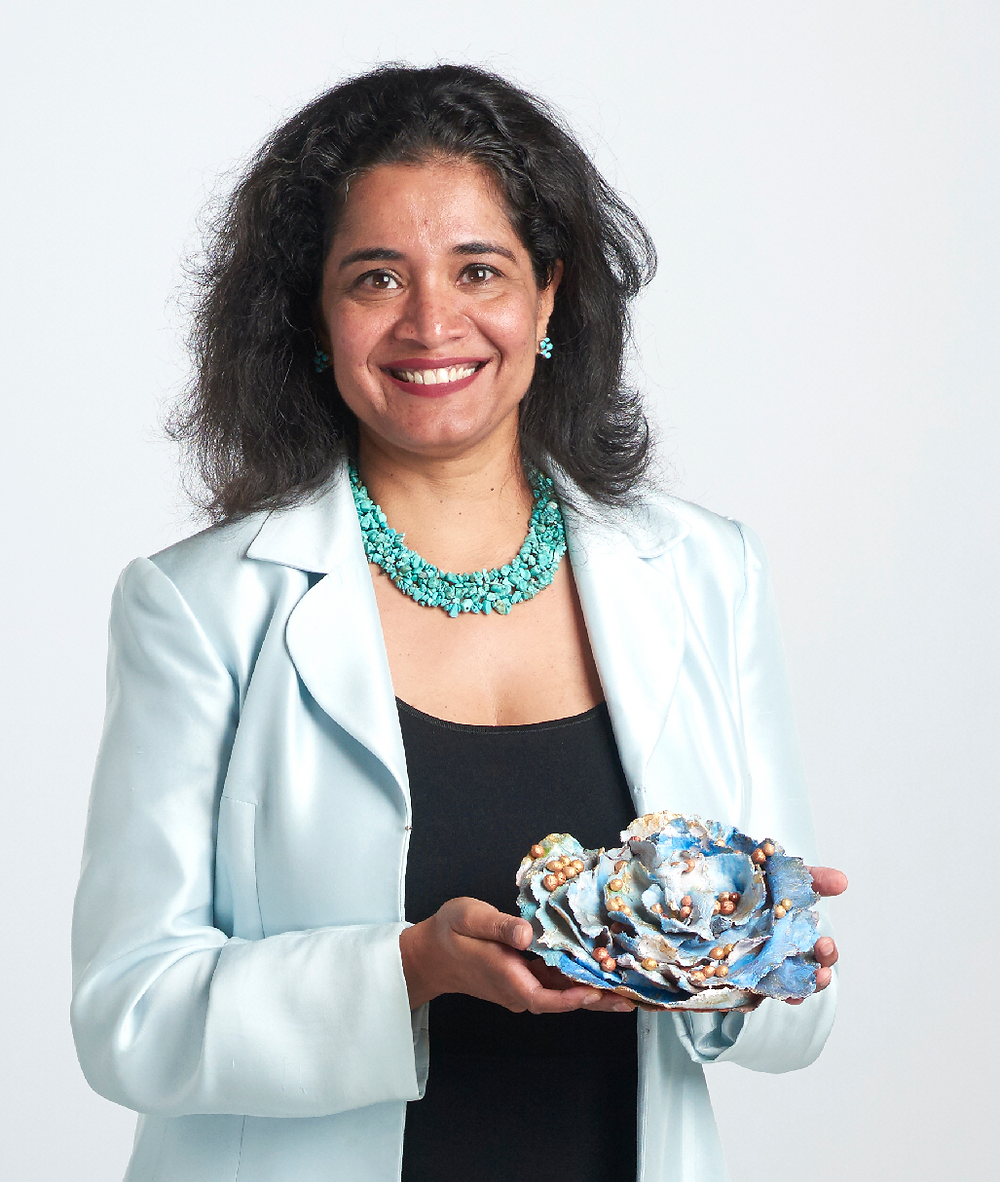 Girija Kaimal talks with Army Art about her work as a researcher educator and art therapist