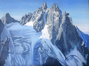 Christophe Borel Ducroz talks to Army Art about his military service and painting as art therapy to assist transition and mental health recovery