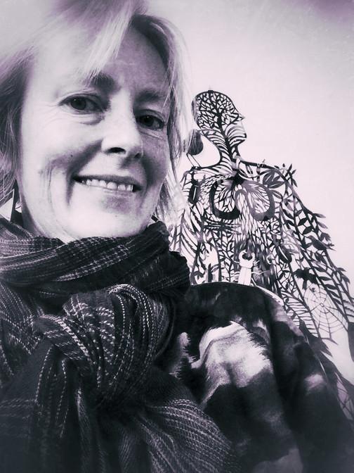 2016 Artist - Sue Codee (This Papercut Life)