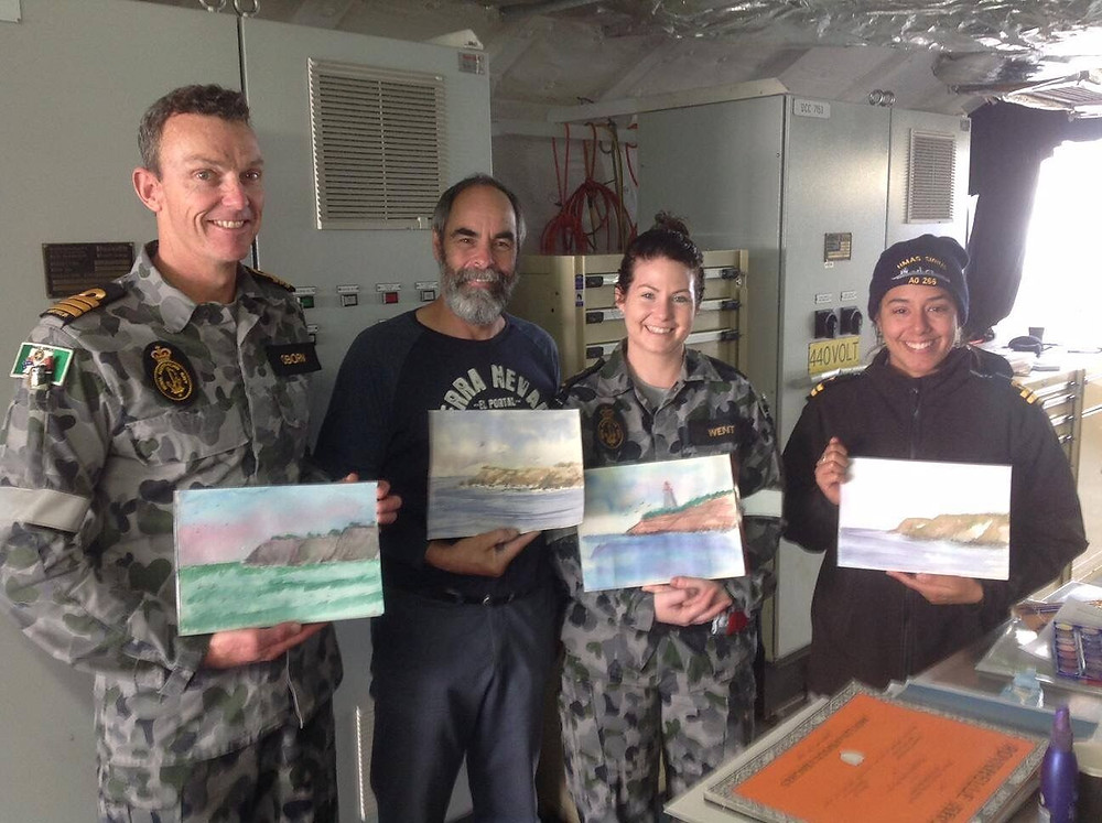 Army Art talks veteran mental health and post traumatic stress disorder and the benefits of arts engagement and art therapy for military personnel