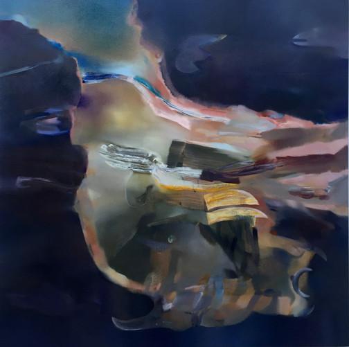 Stephanie Reisch: abstract alchemy