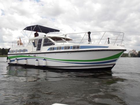 Februaraktion - Hausboote - Revier Charter