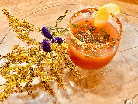 Spicy Guava Mocktail