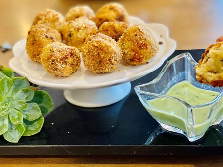 Chicken & Potato Croquettes