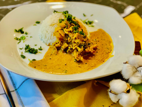 Lobster Coconut Curry