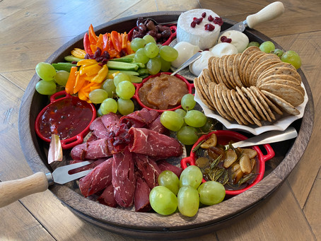 Charcuterie, Cheese Platter or Cheese Boards