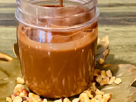Homemade Hazelnut Spread (Nutella)