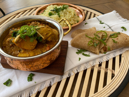 Bombay Style Chicken Curry