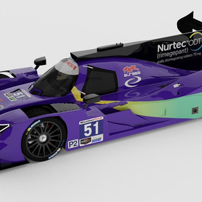 Biohaven's Nurtec® ODT Partners with Rick Ware Racing for 24 Hours of Daytona Entry